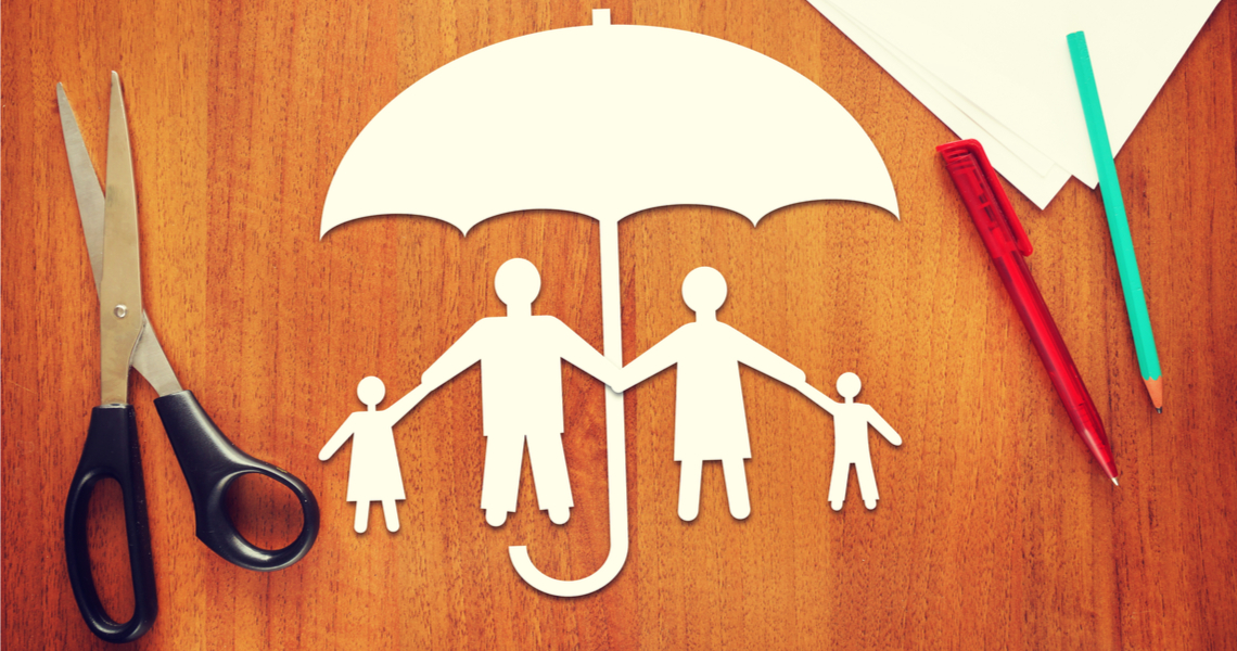 Life Insurance Make sure your family is adequately protected